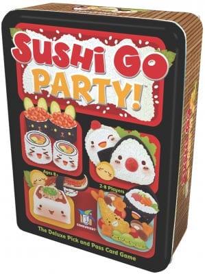 sushi go party
