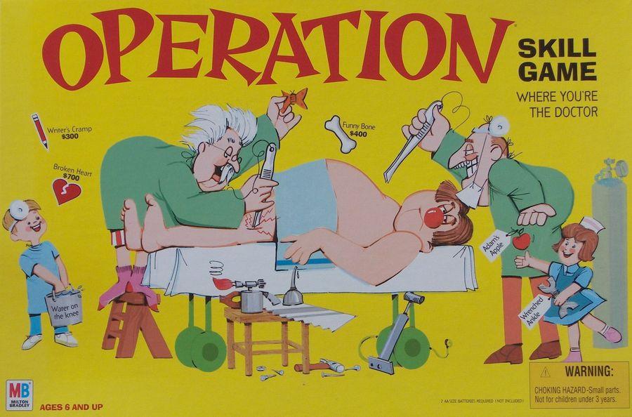 Operationboardgame